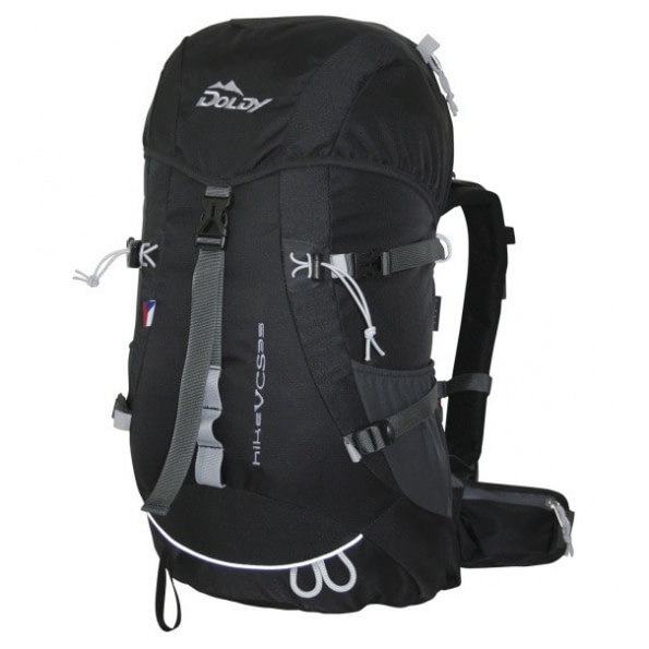 Doldy Hike VCS 20 - čierna