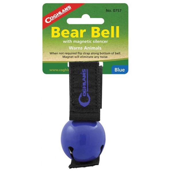 Coghlans Bear bell - modrá