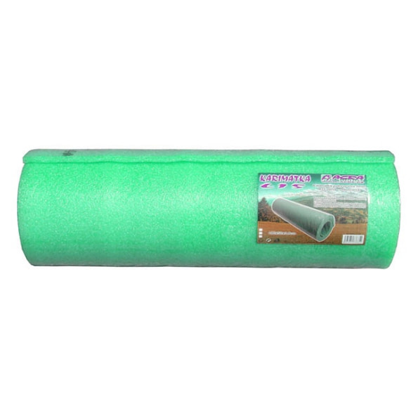Acra Jednovrstvá karimatka 8 mm - zelená