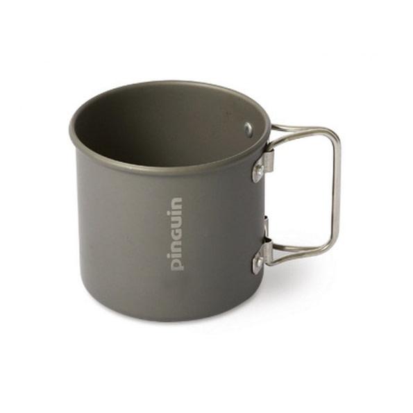 Mug 350 ml - hliníkový eloxovaný hrnčel