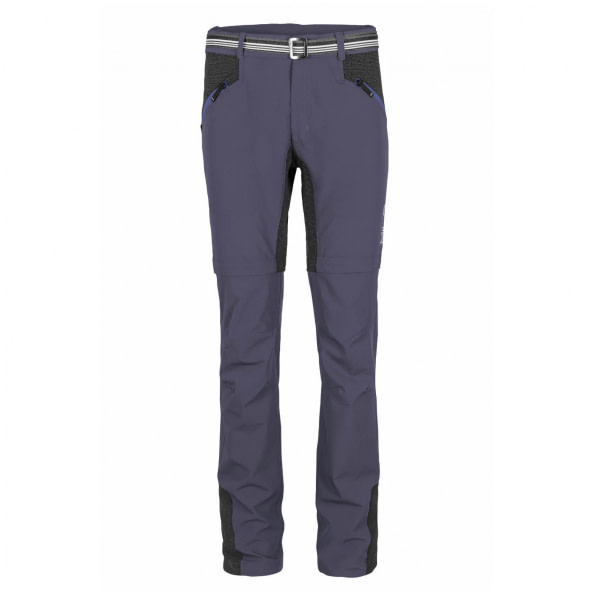 Milo Marree dark grey - odzipsovateľné nohavice
