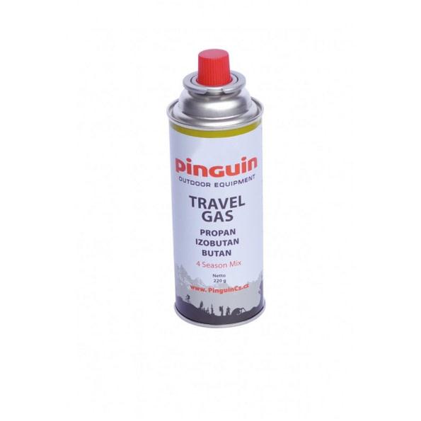 Plynová kartuša Pinguin 220 g - bajonetová