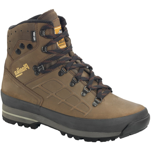 Forest Pro men Air tex - hnedá