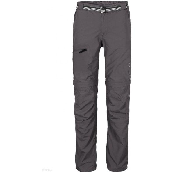Milo L Gota dark grey - odopínateľné nohavice